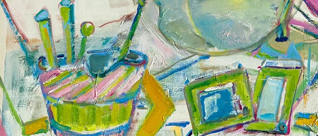 Cornelia Hohenegg, Visualiseriung ihrer Ideen, Konzepte, Themen